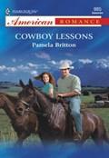 COWBOY LESSONS   Pamela Britton  