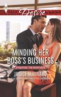 Minding Her Boss's Business | Janice Maynard |