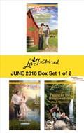 Harlequin Love Inspired June 2016 - Box Set 1 of 2   Brenda Minton ; Lenora Worth ; Mindy Obenhaus  