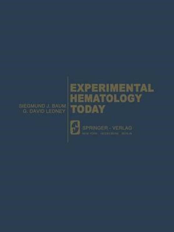 Experimental Hematology Today