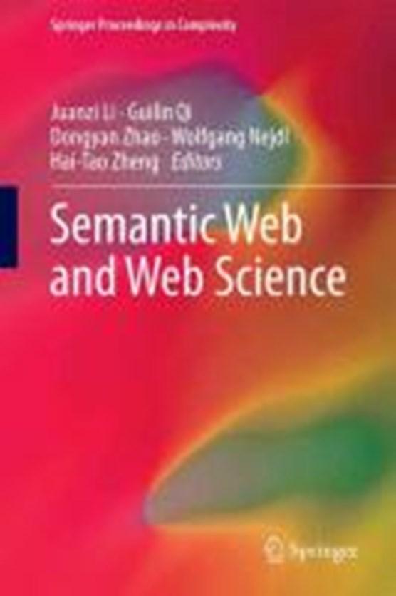 Semantic Web and Web Science
