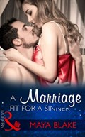 A Marriage Fit For A Sinner (Mills & Boon Modern) (Seven Sexy Sins, Book 0)   Maya Blake  
