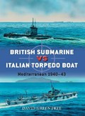 British Submarine vs Italian Torpedo Boat | David Greentree |