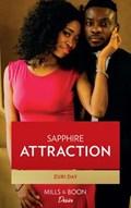 Sapphire Attraction (The Drakes of California, Book 8)   Zuri Day  