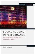 Social Housing in Performance | Beswick, Dr Katie (university of Exeter, Uk) |