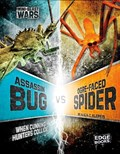 Assassin Bug vs Ogre-Faced Spider   Alicia Z. Klepeis  