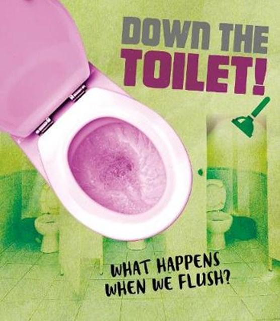 Down the Toilet!
