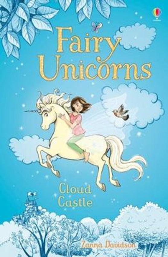 Fairy Unicorns Cloud Castle