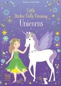 Little Sticker Dolly Dressing Unicorns | Fiona Watt |