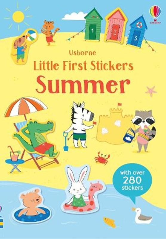 Little First Stickers Summer
