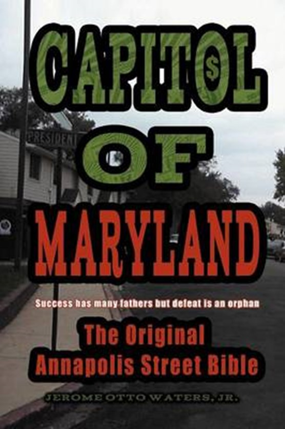 Capitol of Maryland