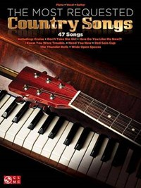 The Most Requested Country Songs (PVG)   Hal Leonard Publishing Corporation  