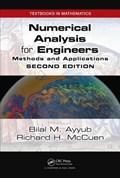 Numerical Analysis for Engineers   Bilal M. Ayyub ; Richard H. McCuen  