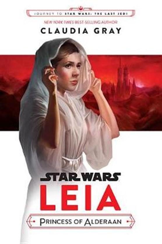 JOURNEY TO STAR WARS THE LAST JEDI LEIA