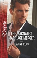 The Magnate's Marriage Merger | Joanne Rock |