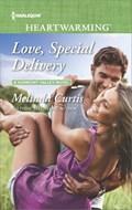 Love, Special Delivery   Melinda Curtis  