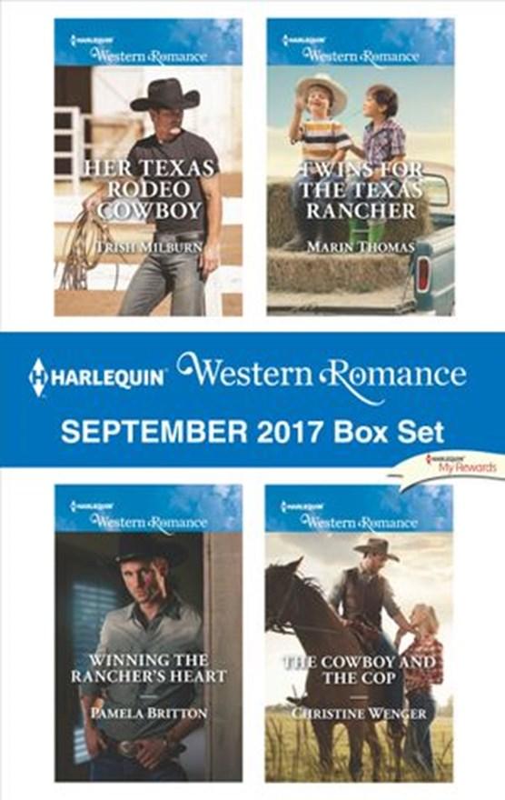 Harlequin Western Romance September 2017 Box Set