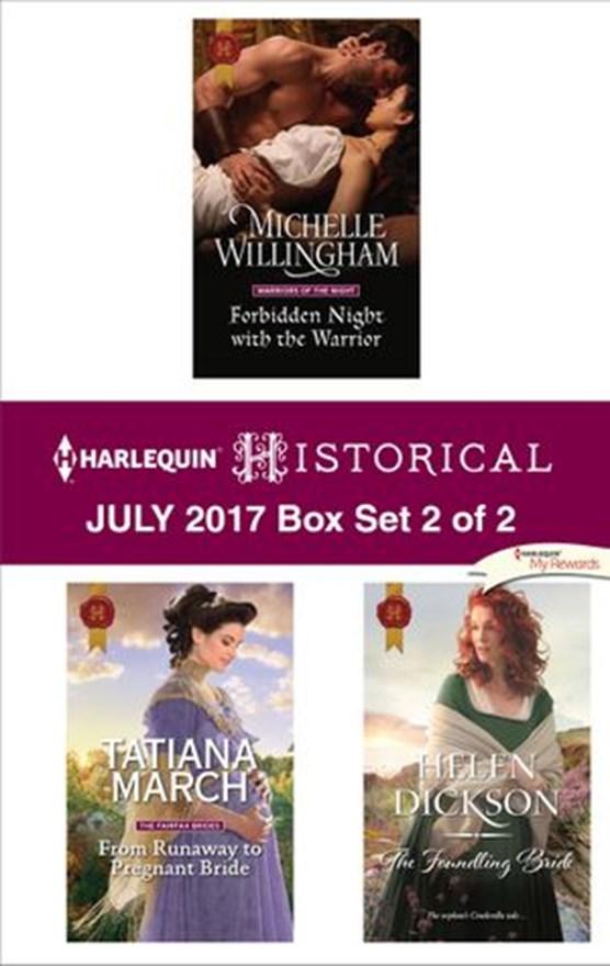 Harlequin Historical July 2017 - Box Set 2 of 2