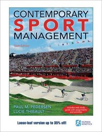 Contemporary Sport Management | Paul M. Pedersen |