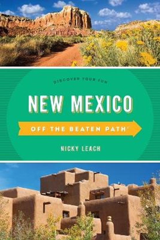New Mexico Off the Beaten Path (R)