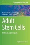 Adult Stem Cells | Di Nardo, Paolo ; Dhingra, Sanjiv ; Singla, Dinender K. |