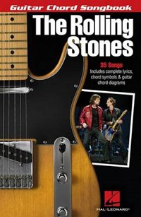 The Rolling Stones: Guitar Chord Songbook | The Rolling Stones |