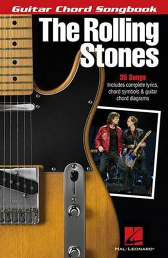 The Rolling Stones: Guitar Chord Songbook