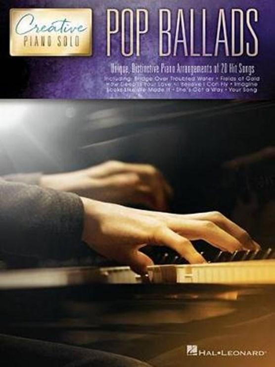 Creative Piano Solo