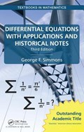 Differential Equations with Applications and Historical Notes | Simmons, George F. (colorado College, Colorado Springs, Usa) |
