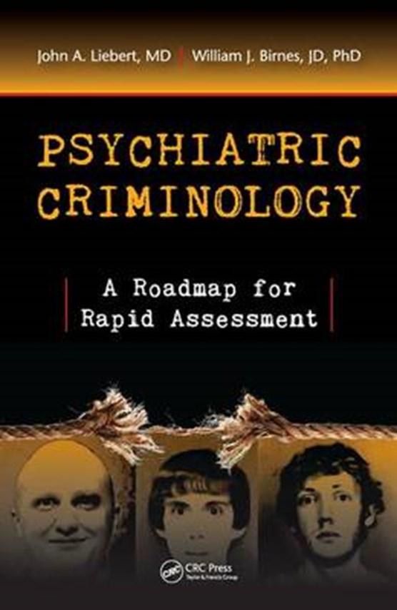 Psychiatric Criminology