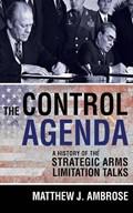 The Control Agenda | Matthew J. Ambrose |