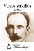 Versos sencillos   José Martí  