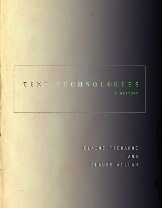Text Technologies