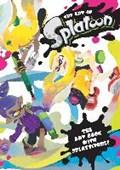 The Art Of Splatoon   Nintendo Usa  