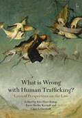 What is Wrong with Human Trafficking?   Haverkamp, Professor Rita ; Herlin-Karnell, Ester (university of Gothenburg, Sweden) ; Lernestedt, Professor Claes (stockholm University)  