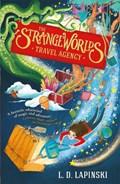 The strangeworlds travel agency   L.D. Lapinski  