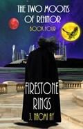 Firestone Rings | J. Naomi Ay |