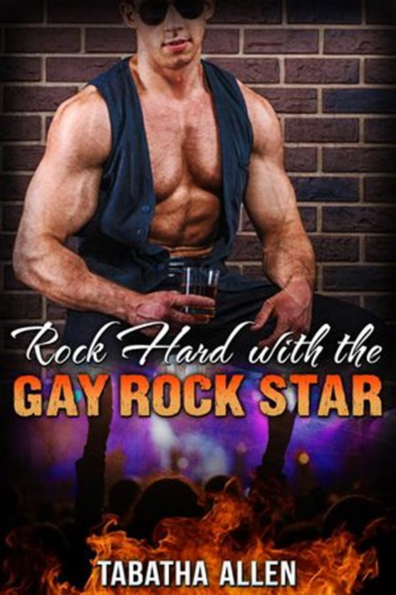 Rock Hard with the Gay Rock Star