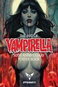Vampirella 50th Anniversary Poster Book   None  