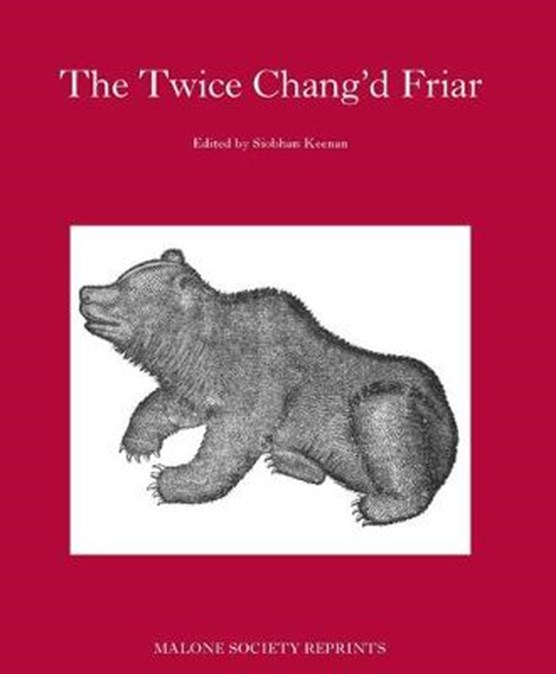 The Twice-Chang'D Friar