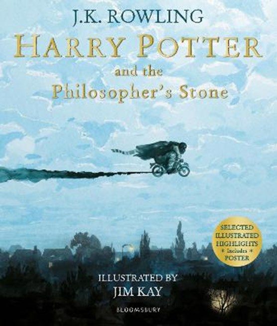 Harry potter (01): harry potter and the philosopher's stone (illustrated pb edition)
