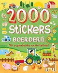 2000 stickers Boerderij | auteur onbekend |