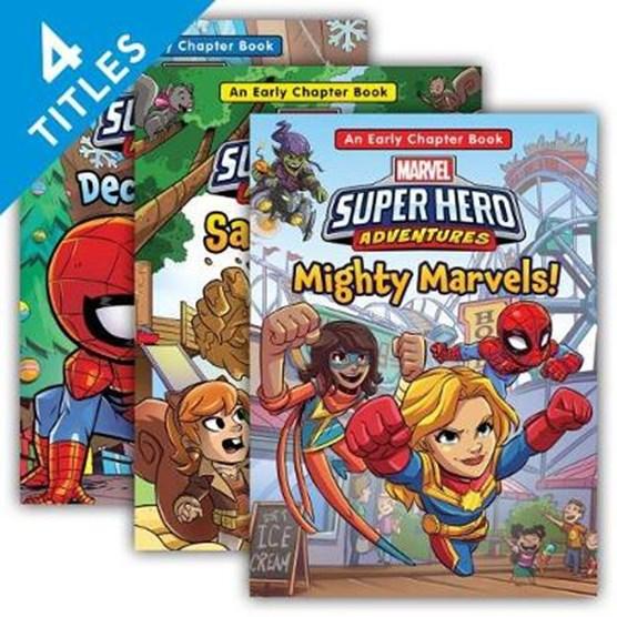Marvel Super Hero Adventures Set