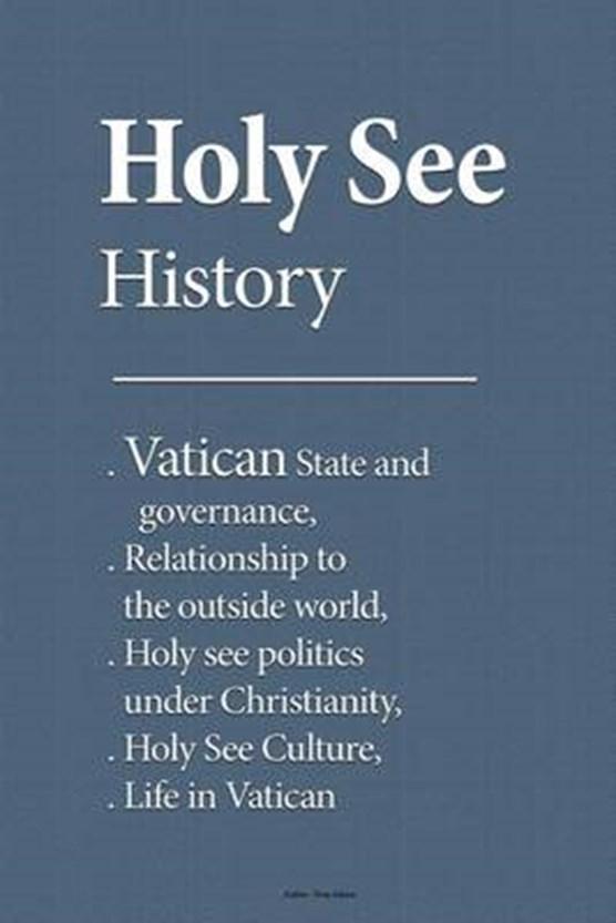Holy See History