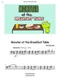 Monster at the Breakfast Table | Michelle Ayler |