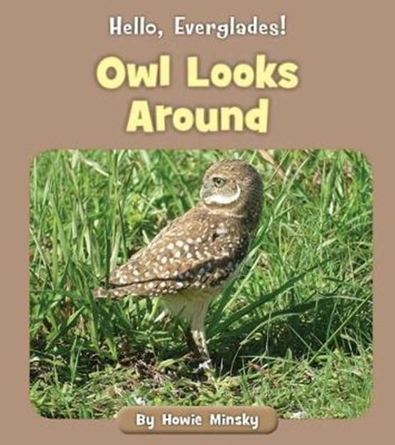 Owl Looks Around