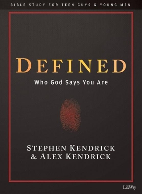 Defined - Teen Guys Bible Study Book