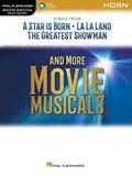 INSTRUMENTAL PLAYALONG SONGS FROM MOVIE MUSICALS HN BK/AUDIO | Hal Leonard Publishing Corporation |