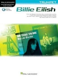 Billie Eilish Instrumental Play-Along Book/Online Audio for Trumpet: Trumpet Instrumental Play-Along Pack   Billie Eilish  