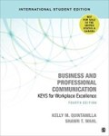 Business and Professional Communication - International Student Edition | Kelly M. Quintanilla ; Shawn T. Wahl |